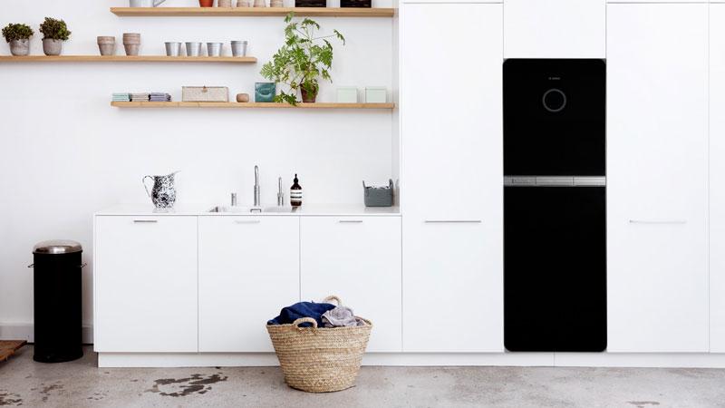 Fuldend boligens indretning med ny varmeløsning