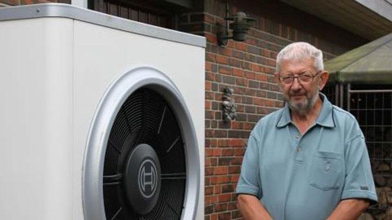 Få billigere strøm med en varmepumpe