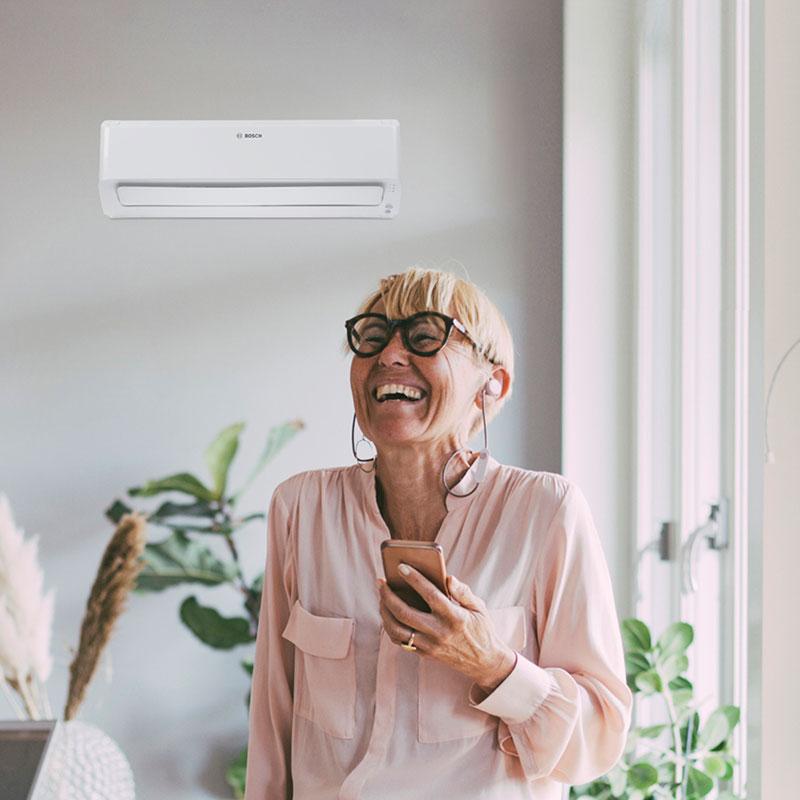 En Bosch luft/luft varmepumpe er en investering luft/luft varmepumpe er en investering